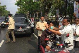 PLN Aceh bagikan 10 ribu masker di Banda Aceh