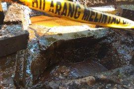 Semburan lumpur di Kutisari Surabaya bertambah jadi dua titik