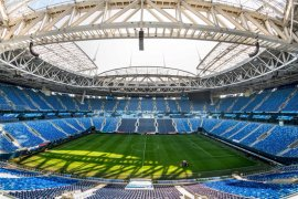 St Petersburg arena final Liga Champions 2021