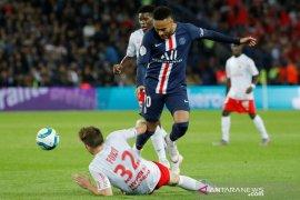 Liga Prancis, Neymar ternyata cuma moncer dua laga, PSG dipecundangi Reims 0-2