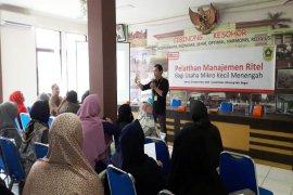 Ratusan Pedagang Kelontong dan UMKM Cibinong Ikuti Pelatihan Manajemen Ritel