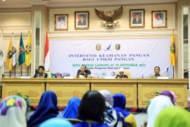 Pemprov Lampung-BPOM RI Edukasi 1.000 Usaha Mikro