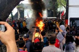 Polisi tetapkan 40 tersangka pascademo ricuh di DPRD Sumut