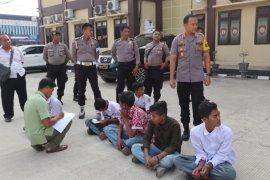 Polres Serang gagalkan rencana siswa SMA diduga akan demo ke Jakarta