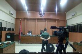 Prajurit TNI pelaku mutilasi kasir minimarket divonis penjara seumur hidup