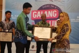 Dinas Perdagangan HST raih penghargaan ICBS Indonesia Presidential Award