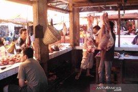 Bupati Rejang Lebong pastikan pembangunan pasar daging dilanjutkan