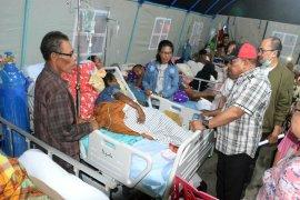 23 orang meningal dan ratusan luka-luka terdampak gempa Ambon