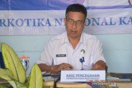 BNN Kabupaten Bangka intensifkan pencegahan penyalahgunaan narkotika