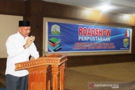 Pemkab Nagan Raya ajak kalangan millenial budayakan baca  buku