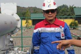 Produksi minyak Pertamina EP Rantau Field di Aceh Tamiang 102  persen