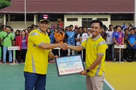 Advertorial - Turnamen Bola Voli Adaro Cup 2019 sekaligus ajang wisata kuliner