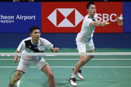 Fajar/Rian melaju ke final Korea Open 2019