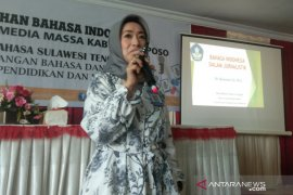 Presiden Jokowi tanda tangani Perpres tentang Penggunaan Bahasa Indonesia
