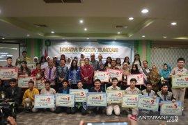 Inilah pemenang  LKI Balitbang Kalbar