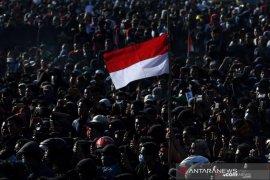 Alasan BEM Nusantara pilih tunda pertemuan dengan Jokowi karena masih berduka