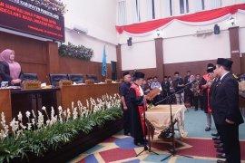 Agenda kerja DPRD Pandeglang marathon bahas APBD Perubahan 2019