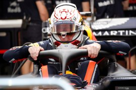 Kvyat terkena penalti mundur posisi start di GP Rusia