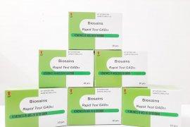 Alat deteksi dini DM temuan Biosains Universitas Brawijaya siap dipasarkan