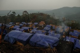 Warga Badui Luar korban kebakaran harapkan bantuan pembangunan rumah