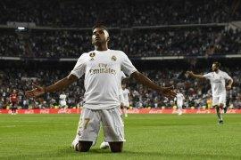 Rodrygo dipastikan absen dalam derby Madrid