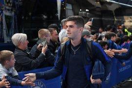 Liga Inggris - Frank Lampard minta Pulisic perjuangkan tempatnya di tim Chelsea