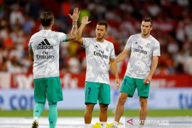 Zidane: Eden Hazard pemain yang lahir untuk laga sekelas derby Madrid