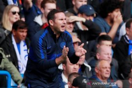 Liga Inggris, Lampard menang perdana di Stamford Bridge, Chelsea atasi Brighton 2-0
