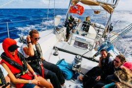 Kirana terpilih menjadi perempuan Indonesia pertama arungi samudra atlantik