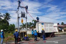 PT. PLN UIW MMU siaga kelistrikan wilayah terdampak banjir Ambon