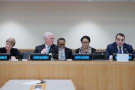 Di PBB Menlu berbagi kisah pemberdayaan perempuan Indonesia
