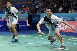Taklukkan unggulan keempat, Fajar/Rian juara ganda putra Korea Open 2019