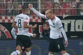 Liga Jerman, Frankfurt bawa pulang tiga poin dari markas Union Berlin
