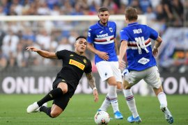 Liga Italia - Juve-Inter kembali bergantian duduki puncak klasemen