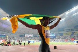 Tajay Gayle sumbang emas untuk Jamaika