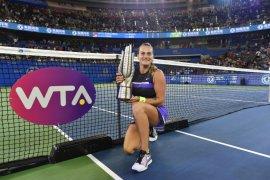 Sabalenka singkirkan Kvitova dalam perebutan juara Qatar Open