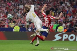 Derby Madrid hanya berakhir dengan skor kacamata