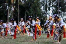 Festival Jathilan Bromo