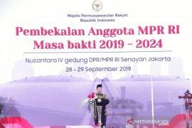 Megawati hanya inginkan amandemen terbatas UUD