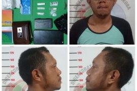 Subdit 2 Ditresnarkoba tetapkan pemilik enam paket sabu-sabu sebagai tersangka
