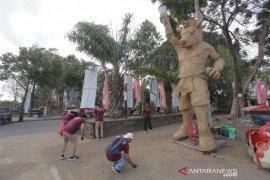 Realisasikan Bali bersih, masyarakat Tabanan dukung gerakan #KurangiResiko