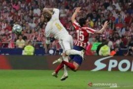 Derby Madrid berakhir tanpa gol