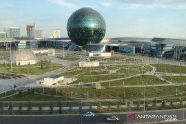 Nur-Sultan, ibu kota pindahan baru negara Kazakhstan yang futuristik