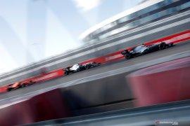 Mercedes pertahankan dominasi GP Rusia
