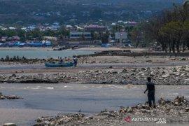 Pantai Teluk Palu setahun setelah tsunami Page 1 Small