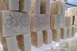 Pengusaha : Meningkat, pemesanan Sabun Kelle di Jawa-Bali