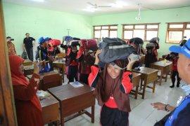 Kemensos rintis Gerakan Siswa Siaga Bencana di Pasuruan
