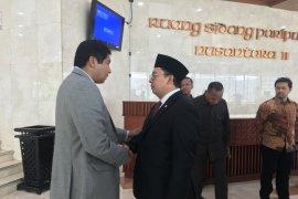 Fadli Zon tidak kecewa Prabowo tidak memilih Wakil Ketua DPR lagi