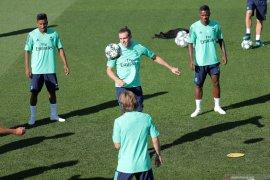 Real Madrid mulai latihan lagi 11 Mei