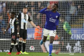 Leicester City gasak 10 pemain Newcastle